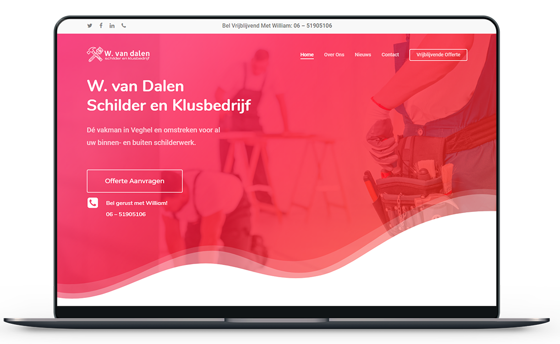 Website laten maken Eindhoven | Rankdata